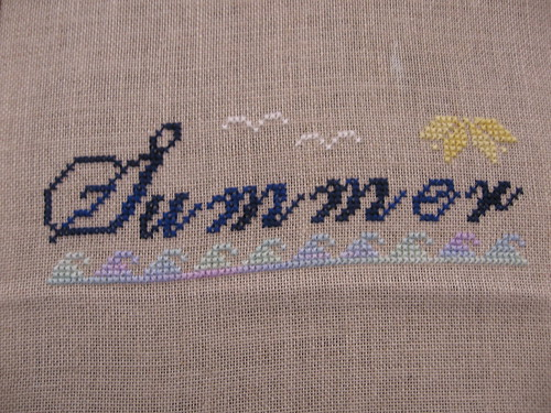 071410 Summer (The Stitcherhood)