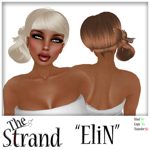The Strand - EliN Ad