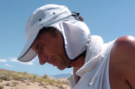 Badwater Ultramarathon ve fotografii