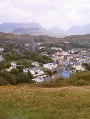 Clifden, County Galway, Ireland (c2010 FK Benfield)