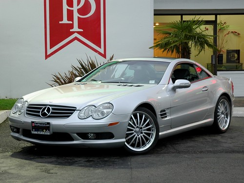 2003 Mercedes Benz Cl55 Amg. Mercedes-Benz (Set)