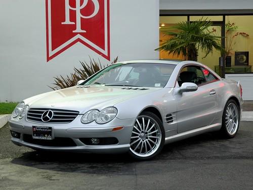 2003 Mercedes Benz Cl55 Amg. Mercedes-Benz (Set)