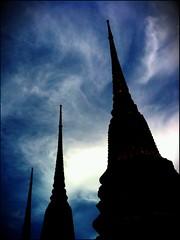 Wat Pho Temple grounds, Bangkok