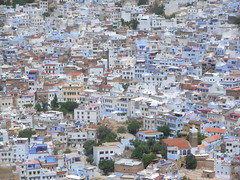 Overlooking Chefchaouen (jleathers) Tags: morocco chefchaouen