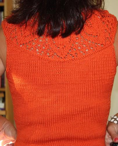 orangeleafyoketop back closeup