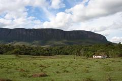 Serra da Canastra em São Roque de Minas (MG).