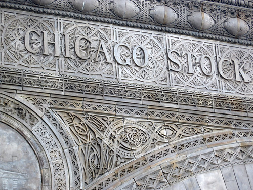 Chicago Stock Exchange-Entrance 2
