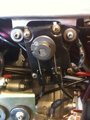 power valve servo (mark & anne's photos) Tags: scooter lambretta custom bretta