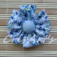 Cris Campos (CrisArt's by Cris Campos) Tags: flor fuxico tictac quadrada acessórios