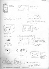 Redesigning Clocky's Packaging