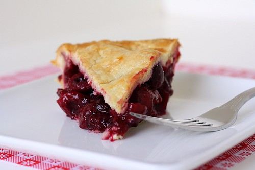Sweet Cherry Pie