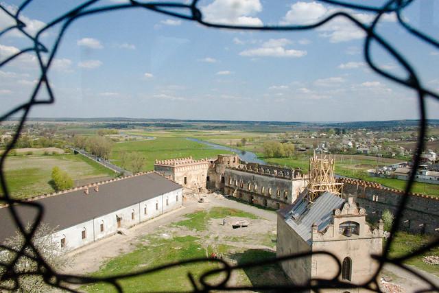 Medzhybozh castle
