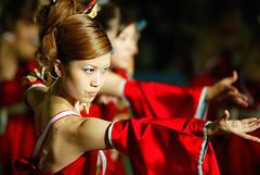 高知よさこい祭り2003