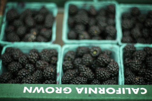 Blackberries, 99¢