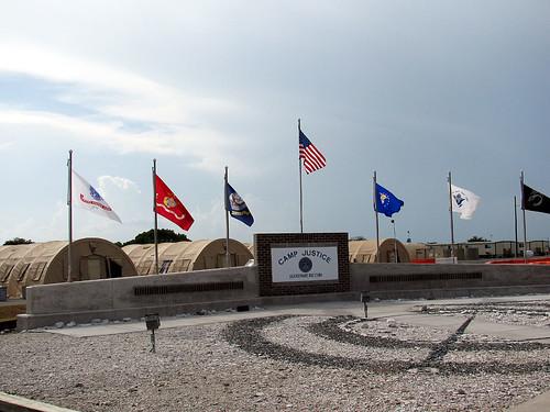 Camp Justice, Guantanamo Bay, Cuba.