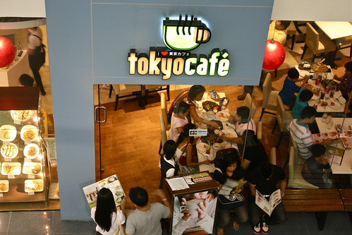 Tokyo Cafe SM Mall of Asia
