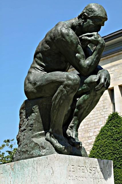 Musée Rodin-Le Penseur