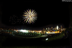 Stampede Fireworks