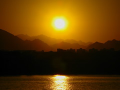 Egypt, Red Sea Sunset. (konstantynowicz) Tags: sunset egypt redseasunset mygearandmepremium dblringexcellence tplringexcellence