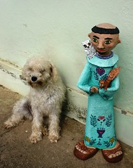 com a Frida (Petite Galerie art Mach & Naif) Tags: papier mach