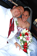 DSC_0490 (D.Clow - Maryland) Tags: wedding red summer woman girl smile smiling female happy groom bride ginger nice md married smiles tie marriage maryland limo pale redhead tuxedo freckles pasadena tux 2010 redtie whitetux glenburnie whitetuxedo spaltung escisin splijting