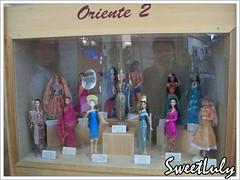 """Exposição """"Barbie pelo Mundo"""""""