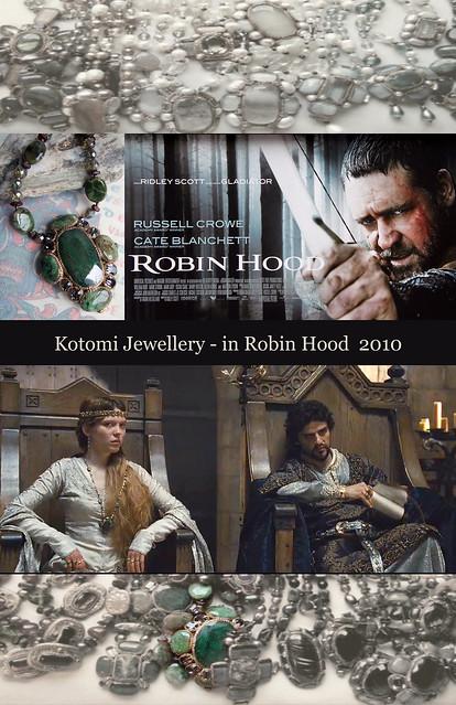 K Jewellery Robin Hood