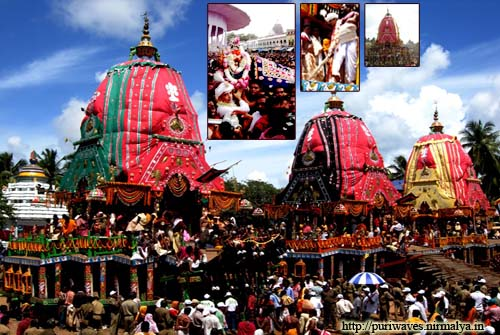 Bahuda Jatra - Return Journey Of Lord Jagannath From Gundicha Badi
