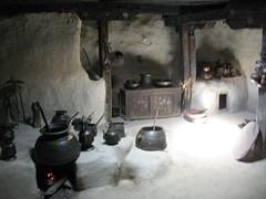 The kitchen. (Huma Imtiaz) Tags: pakistan canon hunza karimabad