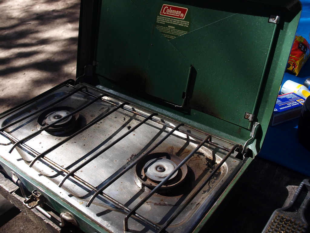 Coleman Backpacking Stoves