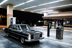 1966 250SE (DryHeatPanzer) Tags: classic car vintage mercedes benz se w 1966 mercedesbenz chassis 250 108 mbz w108 250se