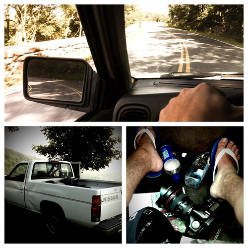 Roadtrip Triptych