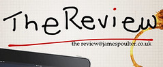 The Review: Coming Soon - Email thereview@jamespoulter.co.uk