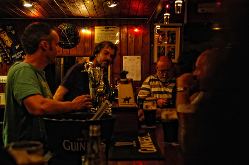 The Crane Bar