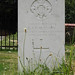 Pvt Reginald James Thomas Allchin, St Margarets Churchyard, Rainham, Kent