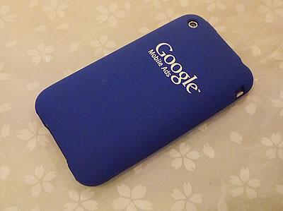 GoogleのiPhoneカバー