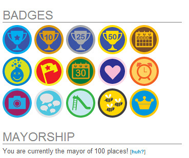 Mayor of 100 Places