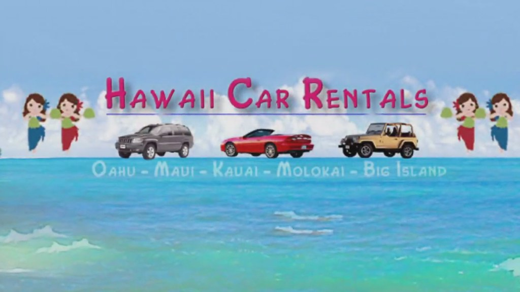 Hawaii Car Rentals - Cheap Rental Cars on Maui, Kauai, Honolulu and Big Island Locations