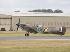 Spitfire IIa (Nigel Musgrove-2.5 million views-thank you!) Tags: spitfire 2010 riat iia p7350