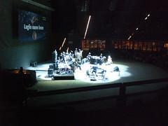 The Band (Smeerch) Tags: italy music rome roma concert italia band concerto panoramica soul musica concerts auditorium gruppo concerti badu erykah erykahbadu cavea auditoriumdellamusica lugliosuonabene
