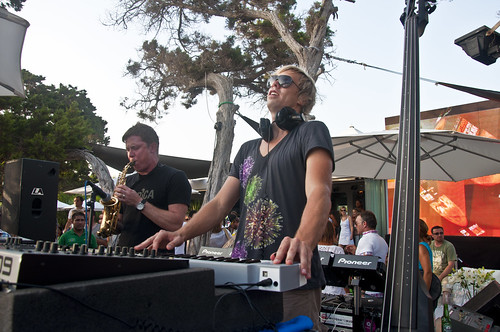 Goldfish at Blue Marlin Beach Club: 22/07/10