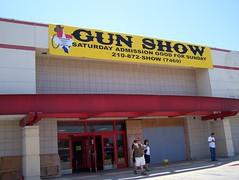 Gun Show Banner
