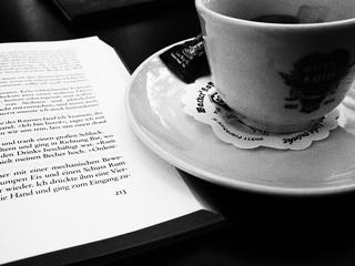 Literatur-(kaffee)