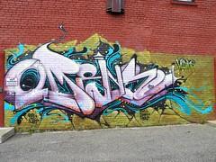 omens (H.R. Paperstacks) Tags: streetart art minnesota graffiti paint graf stpaul minneapolis mpls tc twincities graff aerosol mn villians stp omens