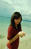 Lampung 2010 ~ sister (I'm_Nessa) Tags: blue sky beach girl indonesia indonesianphotobloggers