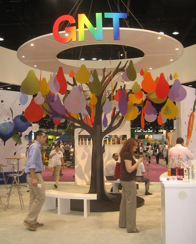 GNT Booth