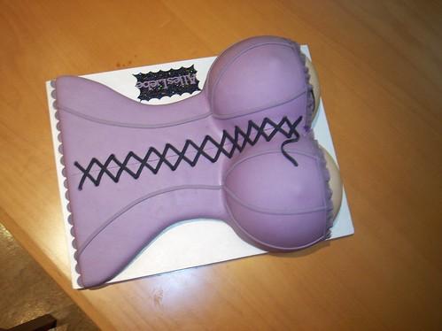 boob cakes