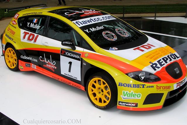 WTCC - Y. Muller II