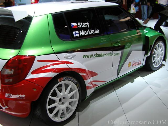 Skoda Rally II