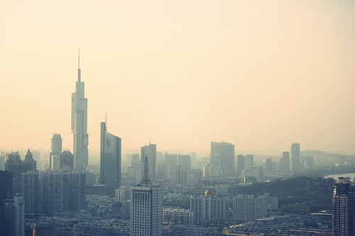 Nanjing Skyline II